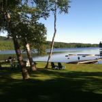 Chalet Moosehead Lakefront Motel Foto