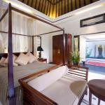 Villa Ylang Ylang - Western Master Bed