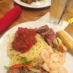 Dinner at Capriz