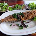 ปลาสดกรอบอร่อย