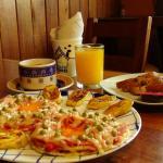 desayuno maya