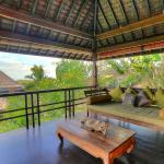 Villa Indah Manis - Melati Bedroom Balcony