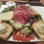 Salade Chavignol