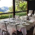 Special Occasion with Views at Mapleton Falls Accommodation