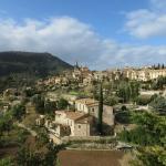 The picturesque village of Valdemossa.
