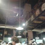 Vista del restaurante en planta baja