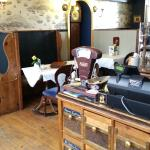 Inside De Wynns Restaurant
