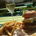 The Northshore Burger
