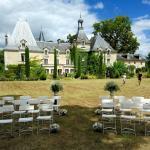 Our wedding at Le Mas De Montet