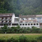 Hotel Terrassencafe Vierburgeneck Foto