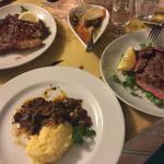 Carne e ancora carne!