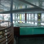 Basen IV piętro