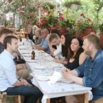 Authentic Cretan dining experience
