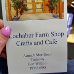 Lochaber Farm Shop Crafts and Cafe Foto