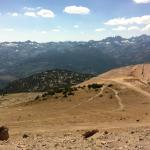 Off The Top to Beach Cruiser Trail (top of gondola)