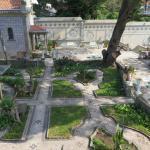 Garden and terraces