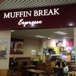 Muffin Break no Kingfisher Centre