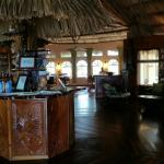Main palapa/Bar/Breakfast area