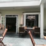 Naked Cafe Front Entrance