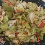Wilted Salad Over $12.00