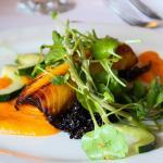 Miso Glazed Sablefish