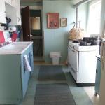 Quaint kitchenette