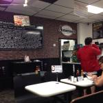 Philly's Best Lake Forest - Dining Room