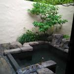 Own geothermal hot spring jacuzzi