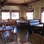 Foto de The Wild Blueberry Restaurant