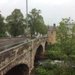Triviot River and bridge