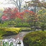 Jardín japonés de Clingendael Park