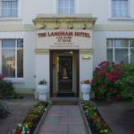 Foto de The Langham Hotel