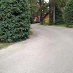 Foto de Alpine Village Cabin Resort - Jasper