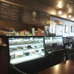 Tuscan cafe Interior