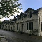 Kilfinan Hotel from front