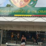 Fred's Belgian Waffles and Ice Cream Foto