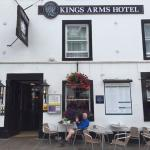 The Kings Arms Hotel Foto