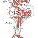piantina per arrivare al Nido di Anna