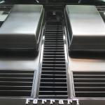The cooling of a Ferrari