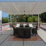 Titika's veranda