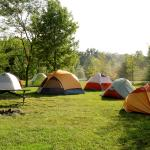 ACE camping grounds