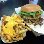 Double Cheeseburger w/bacon