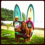 Tico Surf Lessons