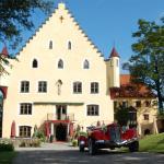 Schloss Entrée
