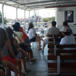 This Boat tour was our perfect ending to our Vacation only 1hr a lit of point of interest and gr