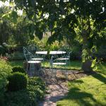 installez-vous au milieu de notre jardin