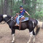 Chad on Blackjack--Ride 'em Cowboy!!!!!!!