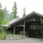 North Cascades NP Visitor's Center