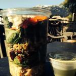 Salad tub