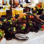 Buffet della frutta